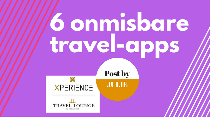 6 onmisbare travel-apps